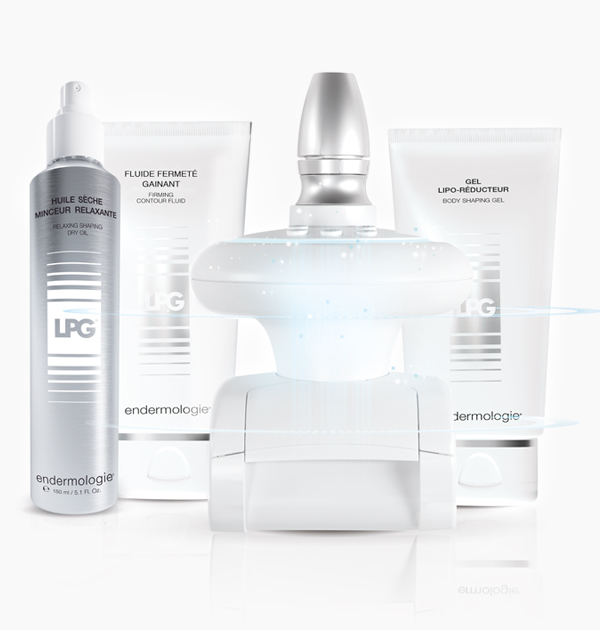cosmetiques corps LPG