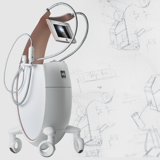 RD innovation - LPG endermologie