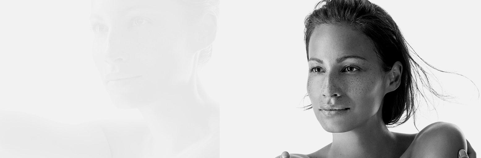 Header cosmétique visage - LPG endermologie