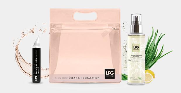 trousse cosmétiques LPG